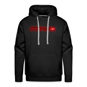 RED GLOW LOGO (FOR SHIRTS and ACCESSORIES) - Men's Premium Hoodie