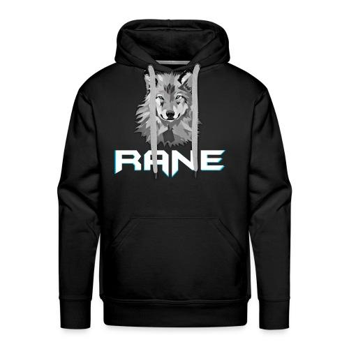 RaNe Logo - Men's Premium Hoodie