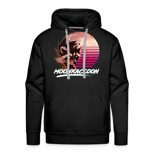 Moonraccoon - Men's Premium Hoodie