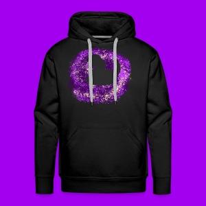 Purple Snake - Men's Premium Hoodie