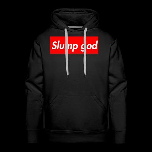 supreme god - Men's Premium Hoodie