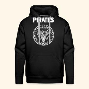 Punk Rock Pirates [heroes] - Men's Premium Hoodie