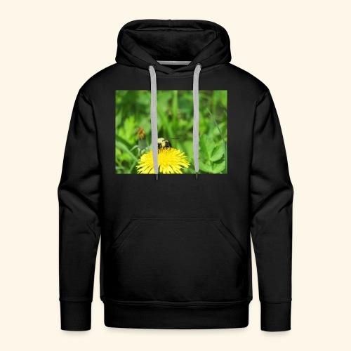 Dandelion Bee - Men's Premium Hoodie