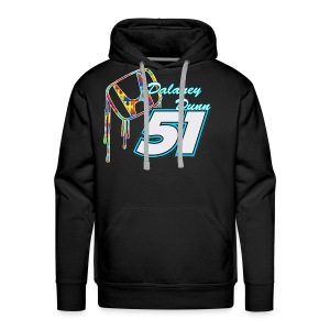 Dalaney Dunn Racing Logo - Men's Premium Hoodie