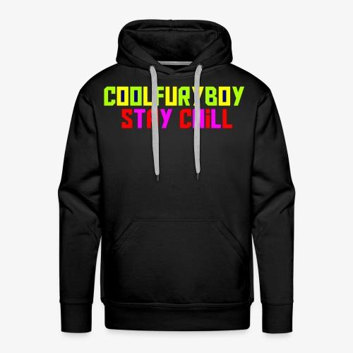 CoolFuryBoy - Men's Premium Hoodie