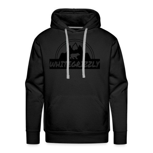 WHITEGRIZZLYCLOTHING - Men's Premium Hoodie