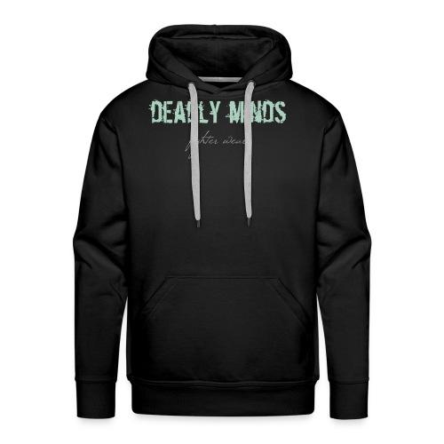 Deadly Minds - Men's Premium Hoodie