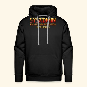 SYSADMIN - Men's Premium Hoodie