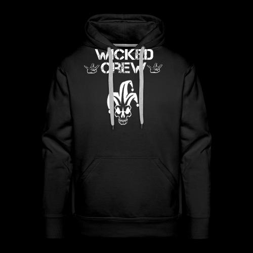 Wicked Crew Logo - Men's Premium Hoodie