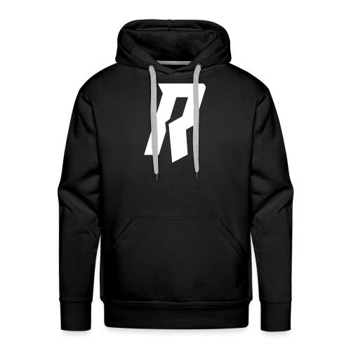 Requiem R White - Men's Premium Hoodie