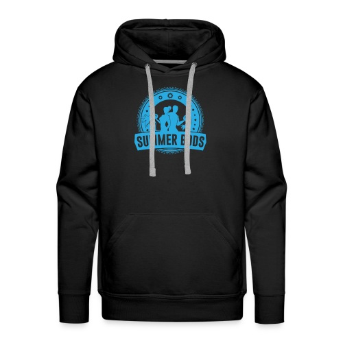 Summer Bods Apparel First Edition - logo - Men's Premium Hoodie