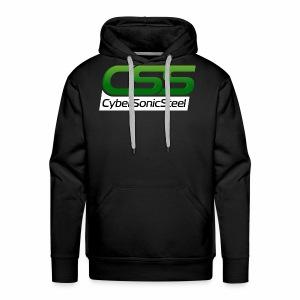 CyberSonicSteel - Men's Premium Hoodie