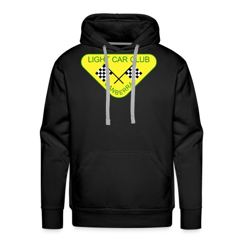 LCCC - Men's Premium Hoodie