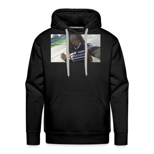 selfie hoodie - Men's Premium Hoodie