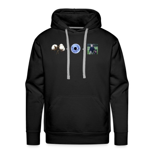 Cotton - Eye - Joe - Men's Premium Hoodie