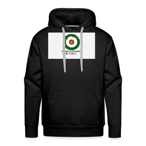 David Doyle Arts & Photography Logo - Men's Premium Hoodie