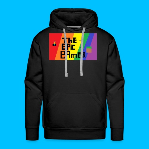 The Epic Gamer special - Men's Premium Hoodie