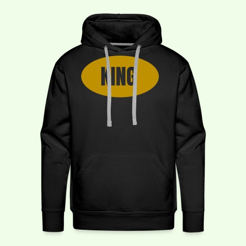 Drake King Design - Men's Premium Hoodie