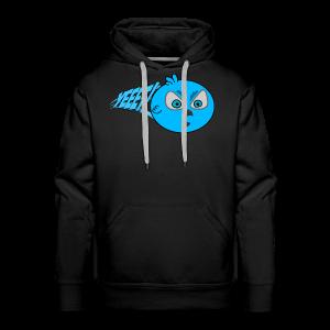 Angry Owls Yeet - Men's Premium Hoodie