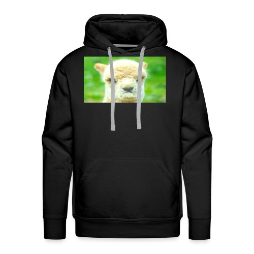 LLAMA GOAT merchandise - Men's Premium Hoodie