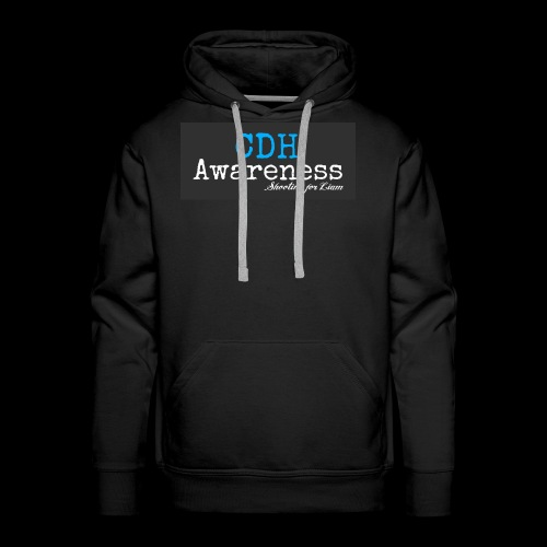 CDH Awareness - Men's Premium Hoodie