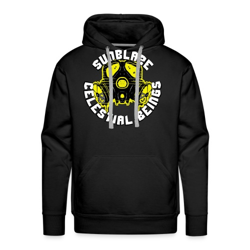 SUNBLAZE X YELLOWJACKET LOGO T SHIRT - Men's Premium Hoodie