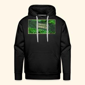 cannavists t-shirt - Men's Premium Hoodie