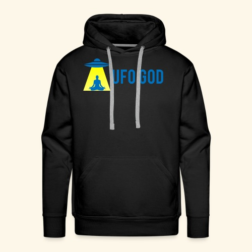 UFO GOD - Men's Premium Hoodie
