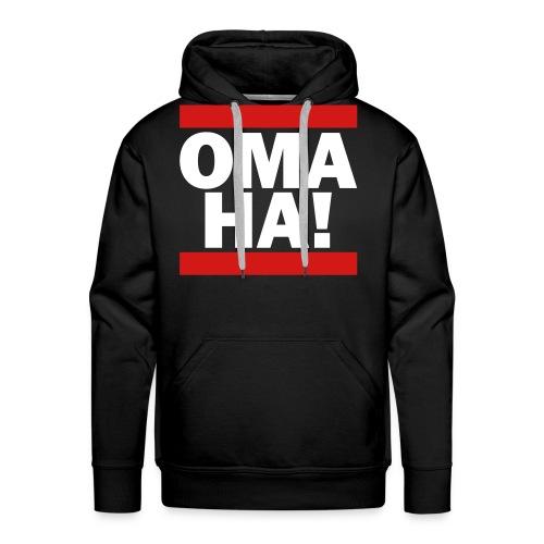 OMAHA SHIRT - Men's Premium Hoodie