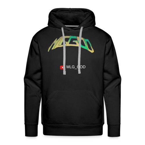 MLG GOD MERCH - Men's Premium Hoodie