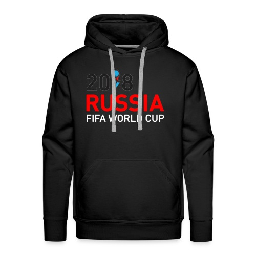 world cup 2018 - Men's Premium Hoodie