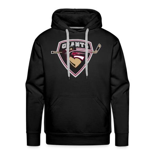 1200px Vancouver Giants Logo svg - Men's Premium Hoodie