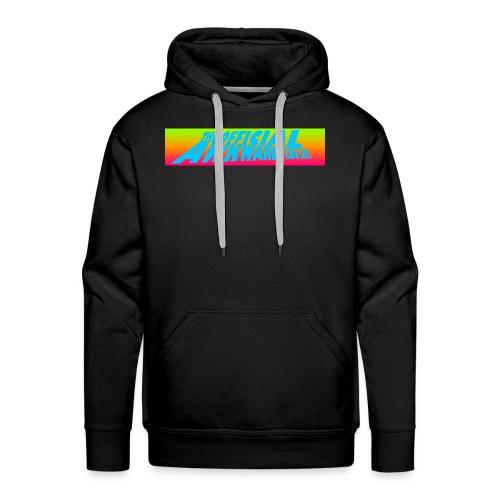 AWKWARD VLOG LIFE DESIGN - Men's Premium Hoodie