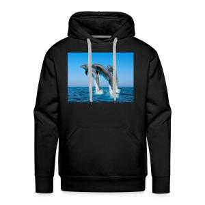 Dolphins For LIFE - Men's Premium Hoodie