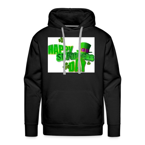 saint patrick day merch - Men's Premium Hoodie