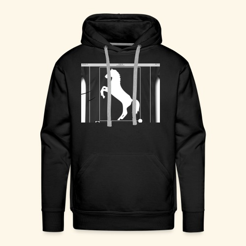 Horse merch - Men's Premium Hoodie