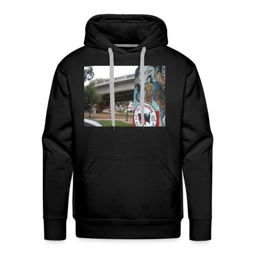 Barrio 92113 - Men's Premium Hoodie