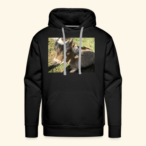 Dope goat - Men's Premium Hoodie