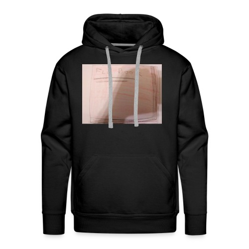1518843380512flip book - Men's Premium Hoodie