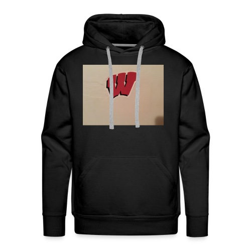 Wisconsin badgers - Men's Premium Hoodie