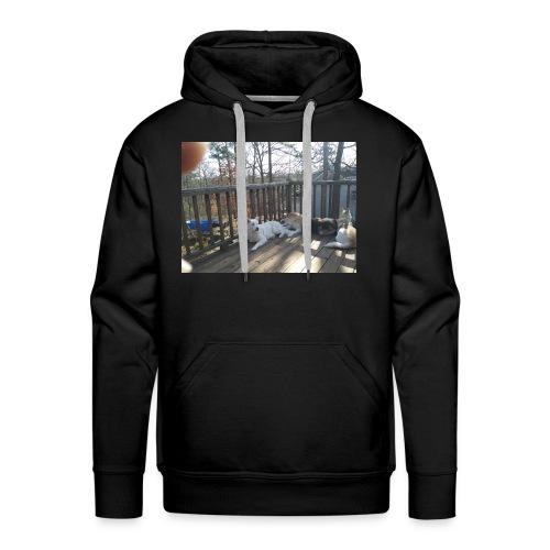 20180216 105557 Burst01 - Men's Premium Hoodie