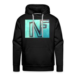 NF logo - Men's Premium Hoodie