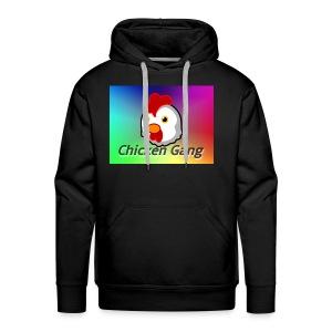 Chicken gang - Men's Premium Hoodie