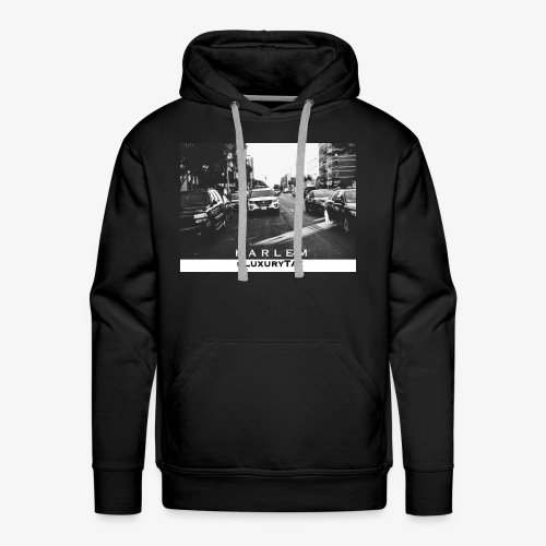 Hashtag Luxury Tax - Men's Premium Hoodie