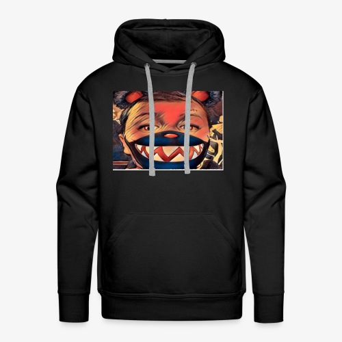 New T-Shirt with new logo - Men's Premium Hoodie
