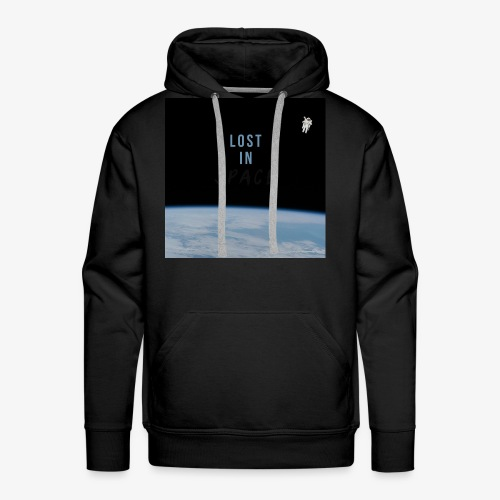 Outer Space - Men's Premium Hoodie