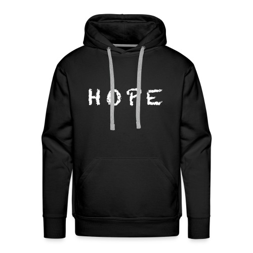 HOPE - Sweathsirt - Men's Premium Hoodie