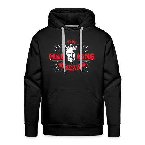 Mad King USA - Men's Premium Hoodie