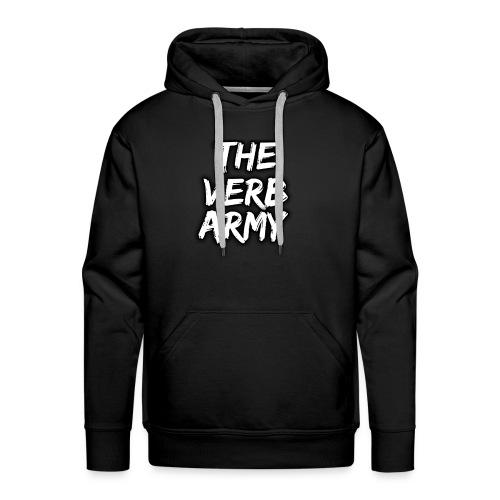 The Verb Army - Men's Premium Hoodie