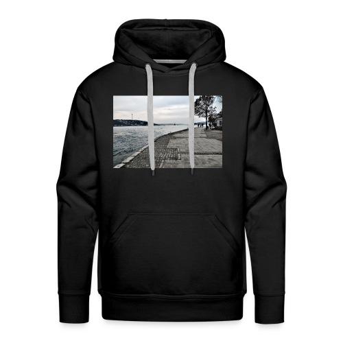 Bosphorus Strait T-shirt - Men's Premium Hoodie
